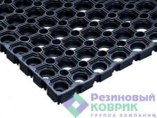 Придверный ячеистый коврик,16 мм