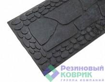 Резиновые накладки на ступени Камни
